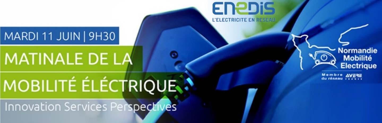 Matinale de la Mobilité Electrique